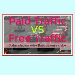 Paid VS Free Traffic